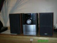 Sony Midi Hi-Fi System