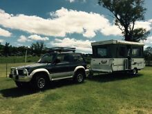 Coromal Magnum 440 with Tow Vehicle Singleton Singleton Area Preview