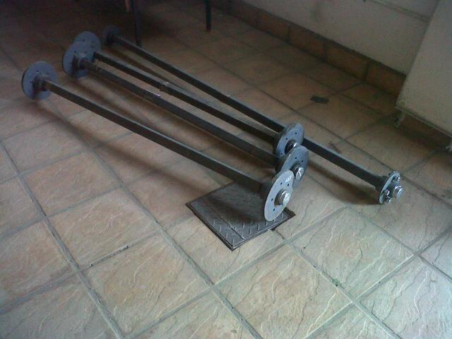 Trailer Axles and Parts