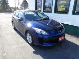 2013 Mazda Mazda3 GS-SKY for only $79 bi-weekly all in!