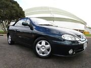 2002 Renault Megane Expression Nordic Green 5 Speed Manual Cabriolet Gepps Cross Port Adelaide Area Preview