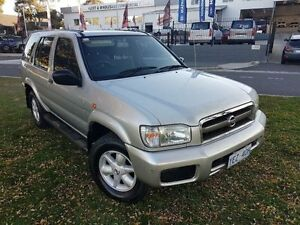 2003 Nissan Pathfinder MY03 ST (4x4) Silver 4 Speed Automatic Wagon Belconnen Belconnen Area Preview