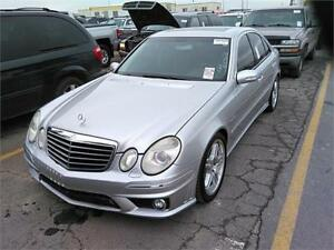 2004 MERCEDES-BENZ E55 AMG *469HP,LEATHER,SUNROOF,LOADED!!!*