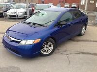 2007 Honda Civic Sdn DX