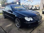 2007 Mercedes-Benz CLK350 C209 07 Upgrade Avantgarde Black 7 Speed Automatic G-Tronic Coupe Brooklyn Brimbank Area Preview