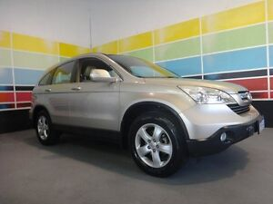 2007 Honda CR-V MY07 (4x4) Sport Gold 6 Speed Manual Wagon Wangara Wanneroo Area Preview