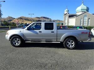 2004 Nissan Frontier 4WD SE