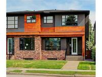 Brand New, 4 beds, 3.5 bath, Garage, Finished bsmt, Altadore SW