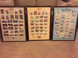 Castella Cards Framed