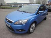 LHD 2011 Ford Focus 1.8 TDCI Zetec 3Door SPANISH REGISTERED
