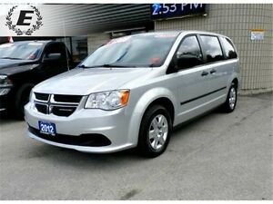 2012 Dodge Grand Caravan SE | WITH STOW N GO SEATING