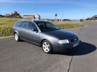 Audi A6 SE Diesel Auto Estate 2004 Metallic Grey 2 owners only. Full service history £1295 ono