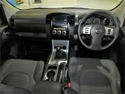 2012 Nissan Navara D40 S6 MY12 ST 4x2 White 6 Speed Manual Utility Bibra Lake Cockburn Area Preview