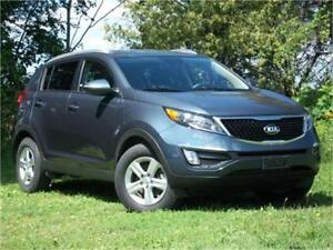 2016 Kia Sportage Heated Frnt Seats|Keyless Entry|AC|Bluetooth