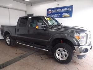 2016 Ford Super Duty F-250 XLT FX4 CREW 4x4