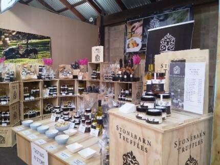 Casual position selling truffle products at Fremantle Markets Fremantle Fremantle Area Preview