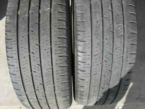 GREAT PAIR OF 215/55R18 $40 FOR BOTH