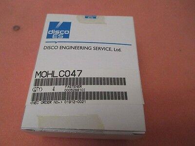 4 Disco Engineering Service MOHLC047 Fastener