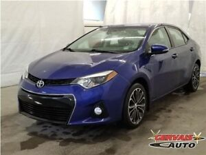 Toyota Corolla S Toit Ouvrant A/C MAGS 2014