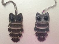 Brand New Owl Fashion Necklaces Fredericton New Brunswick Preview