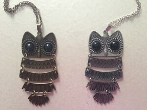 Brand New Owl Fashion Necklaces