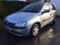 LOVELY CORSA 1,2 GLS ONLY 71000 MILES !!