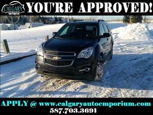 2013 Chevrolet Equinox 1LT All-wheel Drive Sport Utility