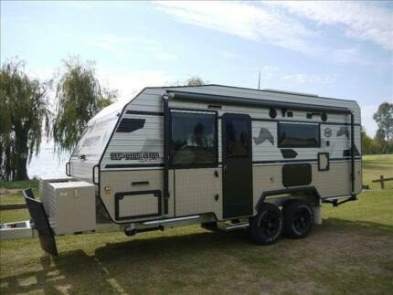 Masterpiece Optimum Off Road Caravan For Sale