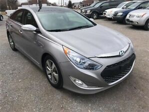 Hyundai Sonata 2012 Hybrid FULLY LOADED!!!