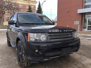 2010 Range Rover Sport HSE Local Car with Brand New Safety
