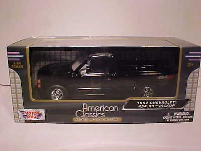 1992 chevy 454 ss pickup die cast