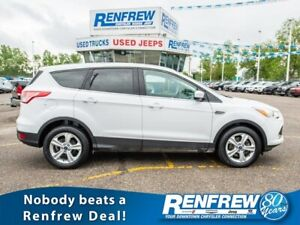 2015 Ford Escape 4WD SE, Heated Seats, Bluetooth, SiriusXM, Back