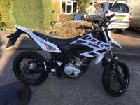 Yamaha WR 125 X Full Service history