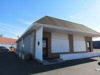 2 Commercial Storefronts for Rent