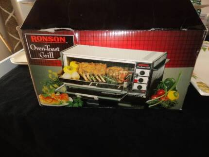 NEW-RONSON ELECTRIC OVEN-TOAST GRILL