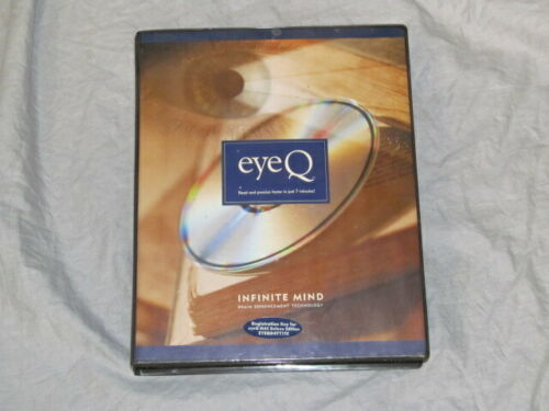 Eye Q Infinite Mind: Brain Enhancement Technology Set