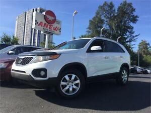 2011 Kia Sorento LX |CERTIFIED |ONE OWNER | NO ACCIDENTS | 4CYL