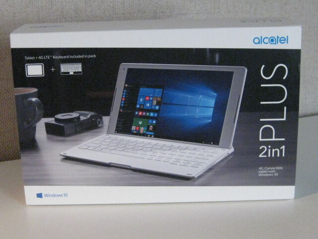 SUPERB ALCATEL PLUS 10-INCH 4G 2 in 1 CONVERTIBLE TABLET ... f02f0664809f