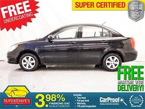 2010 Hyundai Accent GL *Warranty*