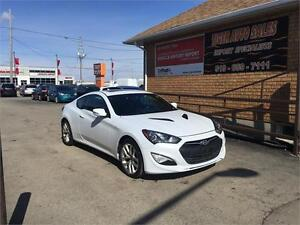 2014 Hyundai Genesis Coupe 2.0T**NAVI**CAM***LEATHER*ONLY 69 KMS