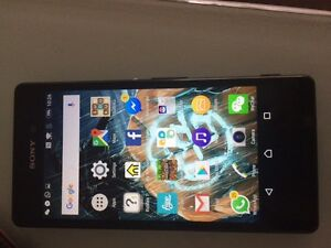 Andriod 6 sony experia perfect condition