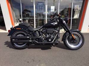 2017 HARLEY-DAVIDSON FAT BOY S 110 ABS Orana Albany Area Preview