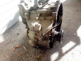 gearbox 1.9tdi PD 130hp BORA GTDI GOLF IV GTDI AUDI A3 6 SPEED ERF