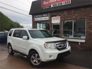 2011 Honda Pilot EX-L,4WD LEATHER, 7 PASSENGER   NEW PRICE