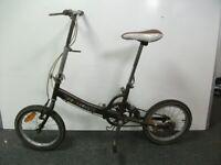 Vintage Roadrunner Folding Fold-Up Bike by Hemingway Design