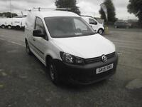 Volkswagen Caddy C20 1.6 Tdi 102Ps Startline Van DIESEL MANUAL WHITE (2015)
