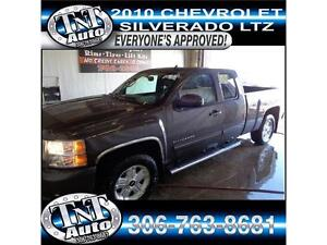 10 Chev Silverado LTZ - GOOD, BAD OR NO CREDIT? U R APPROVED!