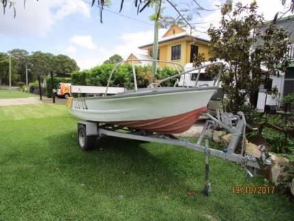 quintrex alum boat