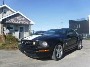 2008 Ford Mustang GREAT LOOKING CAR! CERTIFIED+WRTY $7990