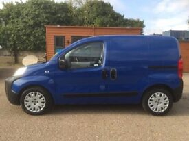 Fiat Fiorino 1.3 Van with dog cages